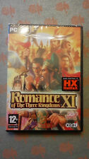 ROMANCE OF THE THREE KINGDOM XI PC ED. ITALIANA - gioco in inglese  SIGILLATO