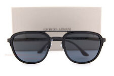 Brand New GIORGIO ARMANI Sunglasses AR 6027 3001/87 Matte Black/Grey   Men