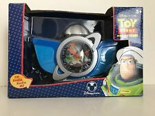 Disney Store Pixar Toy Story Buzz Lightyear  Alarm Clock New!