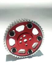 HYPERCAM ADJUSTABLE CAM GEAR for HOLDEN COMMODORE VL TURBO RB30 - RED