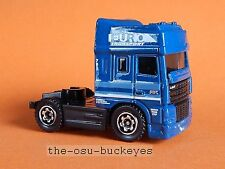 2010 Matchbox Loose DAF XF95 Space Cab Blue Euro Transport Multi Pack Exclusive