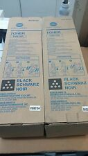 Konika Minolta Black Toner Cartridge
