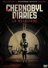 CHERNOBYL DIARIES  DVD HORROR