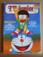 TV JUNIOR n°48  1982 Doraemon Galaxy 1999 ed. ERI RAI  [G419A]