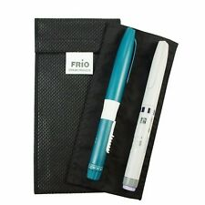 Frio Insulin Duo Cooling Travel Wallet Black