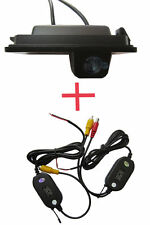 Wireless CCD Car Reverse Parking Camera for VW GOLF 4 5 6 MK4 MK5 EOS BEETLE