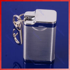 Top Quality Portable Pocket Stainless Steel Cigarette Ashtray Key