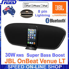 JBL OnBeat Venue LT Bluetooth Speaker Lightning for iPhone 5/6/7/7Plus iPadmini
