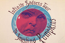 XL * NOS vtg 90s 1996 the SMASHING PUMPKINS Infinite Sadness tour t shirt