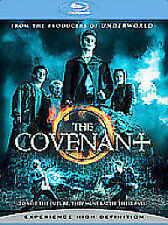 Steven Strait, Laura Ramsey-Covenant Blu-ray NEW