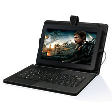Kingpad K90 9'' Tablet Quad Core Android HDMI w/ Keyboard Case Refurbished