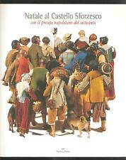 NATALE AL CASTELLO SFORZESCO DI MILANO CON IL PRESEPE NAPOLETANO DEL '700 MOSTRA
