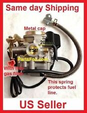 Carb Gy6 60cc Carburetor Moped Scooter fit 50cc 49cc Scooter Motorcycle Taotao