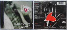 EDUARDO DE CRESCENZO IN CONCERTO RARE CD 1995 SIGILLATO  SEALED