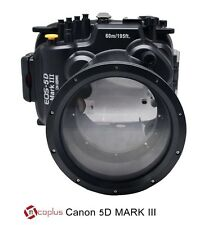 [Mcoplus] 40m(130ft) Underwater Case of Canon 5D MARK III 5D3 Housing Waterproof