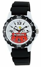 CITIZEN Q&Q PEANUTS Snoopy Watch AA96-0015 Boys From Japan