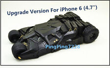 "Batman Car Batmobile Tumbler LED Projection Plastic Back Case For iPhone 6(4.7"")"