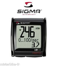 Compteur SIGMA MC18-12 Scooter Moto Quad ATV NEUF motor cycle digital computer