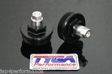 TYGA  KTM RC390 front fork ride height adjusters