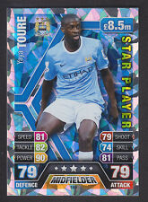 Match Attax 2013/14 - Star Player - 169 Yaya Toure - Manchester City