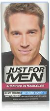 Just for Men Shampoo-In Hair Color, Light-Medium Brown, H-30 (Pack of 12)