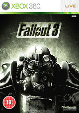 Fallout 3 XBox 360 *in Excellent Condition*