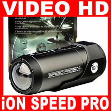 ION SPEED PRO HD, VIDEOCAMERA SPORTIVA, Action Cam + kit per auto, moto e bici