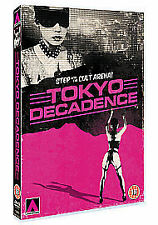 Tokyo Decadence (DVD) Step Into The Cult Arena