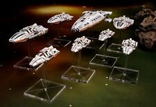 Spartan Games - Terran Alliance Firestorm Armada - Patrol Fleet