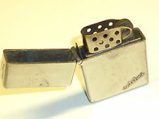 COLIBRI VINTAGE POCKET PETROL LIGHTER W. WINDGUARD - FEUERZEUG - MADE IN ENGLAND
