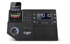 Ion Audio - Phone Station Plus for Most Bluetooth-Enabled Mobile Phones - V