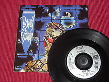 "David Bowie:  Blue Jean   UK  1984   7""   EX+ (Silver plastic Label)"