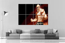 Tortue Geniale Goku Master Muscle Dragon Ball Wall Art Poster Grand format A0