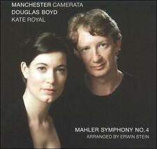 Mahler: Symphony No. 4 (Chamber Version) CD Douglas Boyd Kate Royal