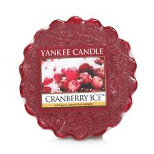 Yankee Candle Cranberry Ice Scented Tart Wax Melt