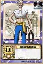 One Piece - Moji - Moji der Tierbändiger