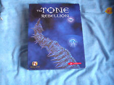 PC CAJA DE CARTON - THE TONE REBELLION - EDICION ESPAÑA - COMPLETO BUEN ESTADO