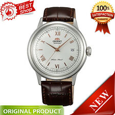 ORIENT Bambino SAC00008W0 FER2400BW0 Mechanical Automatic Watch 100% JAPAN
