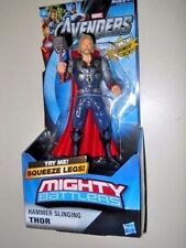 """THOR ( 6"""") VERY RARE VHTF ( 2011 ) MARVEL AVENGERS MIGHTY BATTLERS ACTION FIGURE"""
