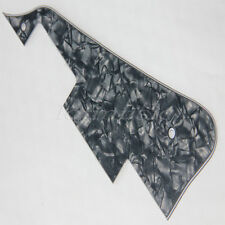 1pcs Black Pearl Pickguard Scratch Plate For Gibson Les Paul LP 3 Ply Pick Guard