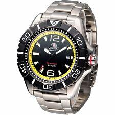 Orient M-Force Titanium Automatic Men's Watch SDV01002B0