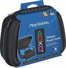 RDS Industries Officially Licensed Sony PlayStation Dualshock 4 Deluxe Travel...