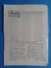 Solidarnosc - Gazeta Niecodzienna 1/14 - 1985