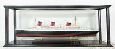 Ship Display Case included Acrylic 15 minutes Self-assemble