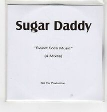 (GI893) Sugar Daddy, Sweet Soca Music - DJ CD