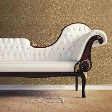 Texturé sparkle papier peint-or-Muriva couture 701354