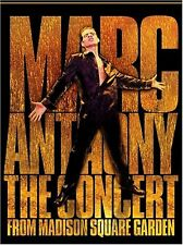 Marc Anthony - The Concert from Madison Marc Anthony [NR / DVD] NEW