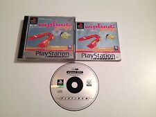 Wipeout 2097 Playstation 1 Ps1 Psx Ps2 Ps3 Completo Pal Platinum