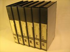 Set of 6 VHS Tapes RESPONSIBLE KIDS IN SCHOOL & HOME 1994 AGS Media [Z20a]