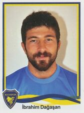 N°037 IBRAHIM DAGASAN # TURKEY BUCASPOR STICKER PANINI SUPERLIG 2011